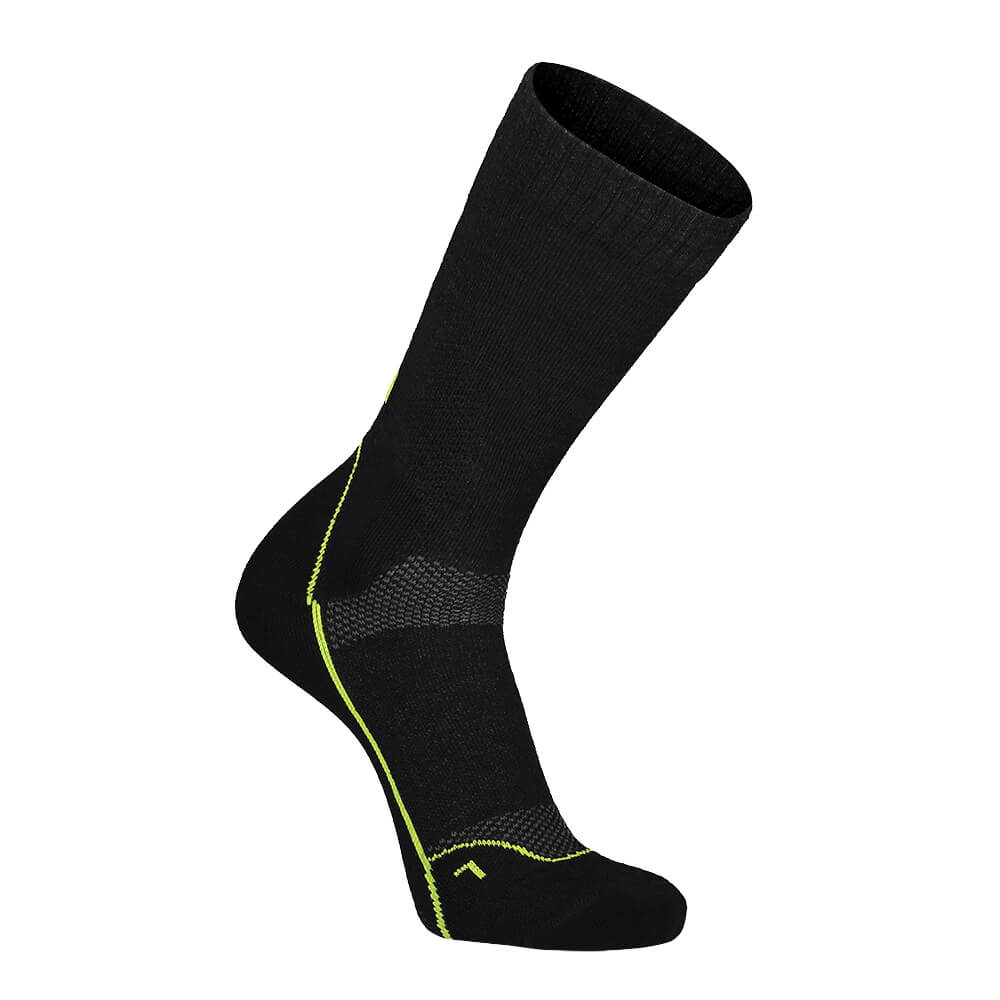 Ghost Mannequin Photography - Mons Royale Black Sports Sock Product photography Auckland